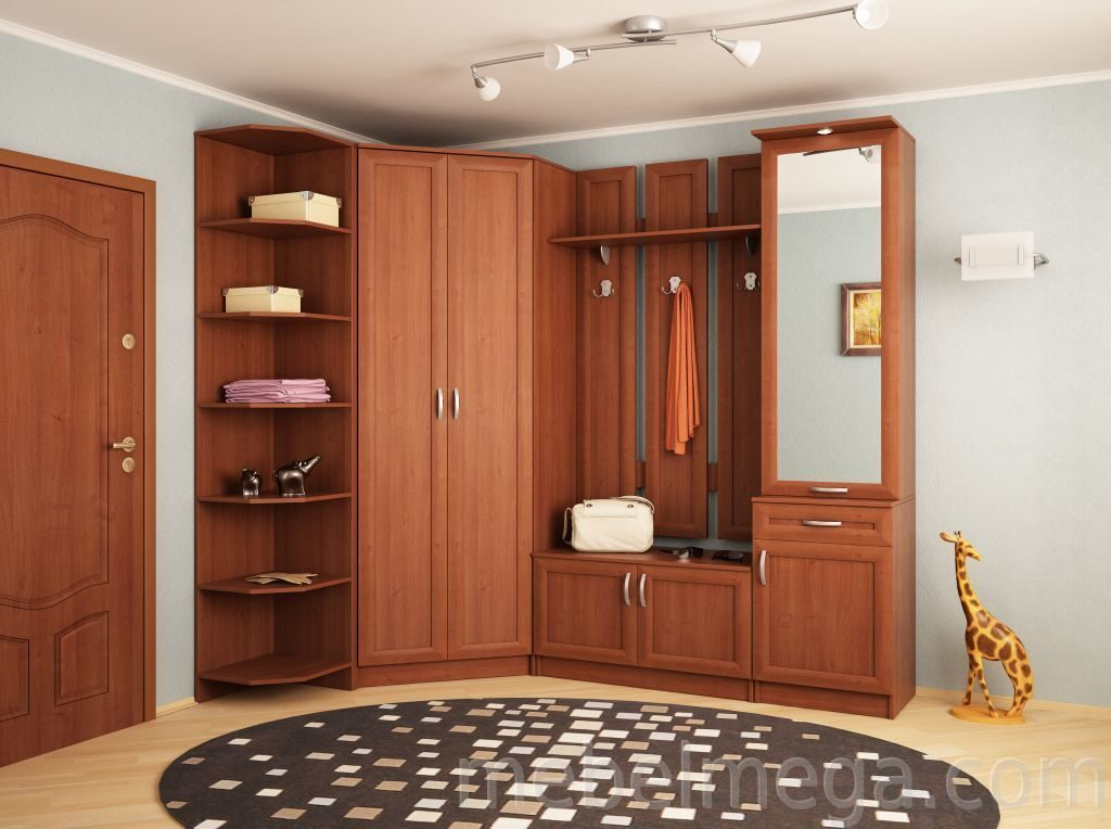 Цвет итальянский орех мебель фото